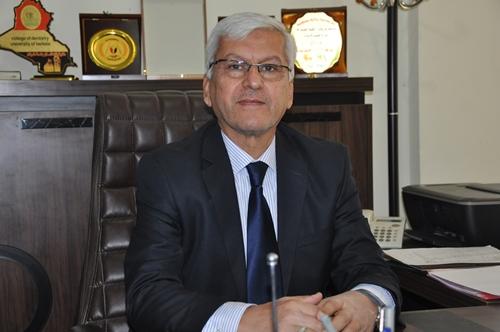 الأستاذ الدكتور نجم